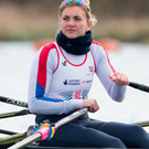 What a feat: Holly Nixon and her GB crew are in World final