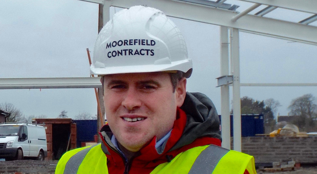 Canice Mallaghan of Moorefield Contracts