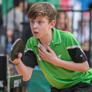 Ulster table tennis star Owen Cathcart won the Cadet Boys' Singles title at the Slovenia Junior and Cadet Open