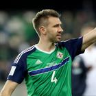 Key man: Michael O'Neill believes fit-again Gareth McAuley can be an asset during the Euro 2020 qualifying campaign. Photo: William Cherry/Presseye