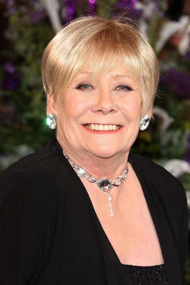 Coronation Street actress Liz Dawn, who played Vera Duckworth in the soap, who has died, her family has said. (Ian West/PA Wire)