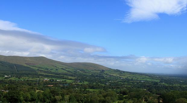 The Sperrin Mountains / Credit: Creative Commons/ Kevin McLaughlin
