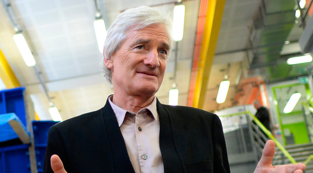 Sir James Dyson confirmed that it will invest £2 billion in electric car development. Photo: Stefan Rousseau/PA
