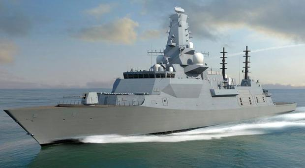 HMS Belfast will take to the seas in 2020.