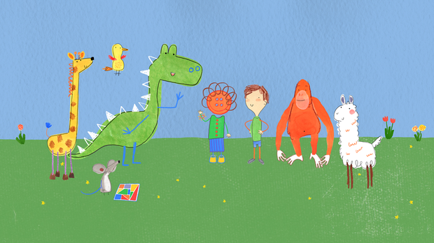 Pablo tells the story of a little boy with autism and how he handles different situations.