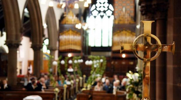 'Of the 544 people in this autumn's intake, 274 ordinands are women while 270 are men'
