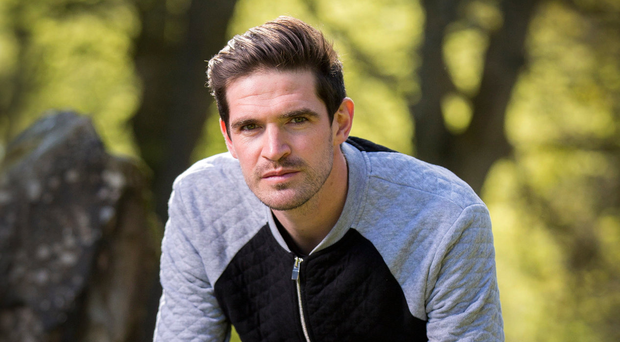 Fronting up: Kyle Lafferty has admitted he has a gambling problem