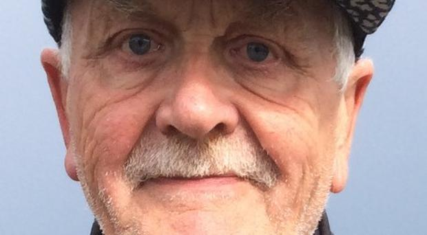 Geoffrey Montgomery was last seen in the outside the Mater Hospital around 12:00pm on Wednesday.