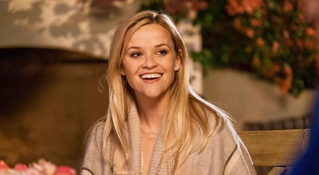 Star quality: Reese Witherspoon as Alice Kinney in Home Again
