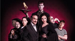 The Addams Family runs at the Grand Opera House from Tuesday, October 3