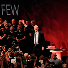Outside the box: many Labour Party conference delegates feel an argument is made for Northern Ireland being treated as a special case within the EU