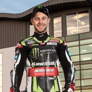 Looking good: Jonathan Rea at Magny-Cours in France, where he can clinch an unprecedented third World title victory in a row
