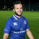 Try that: Jamie Gibson-Park bagged Leinster's third try