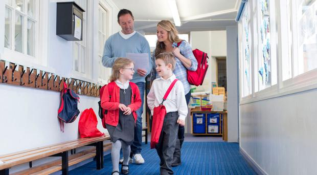 Free time: you can help put the 'spark' back into life by volunteering or training in something new once the kids are back at school