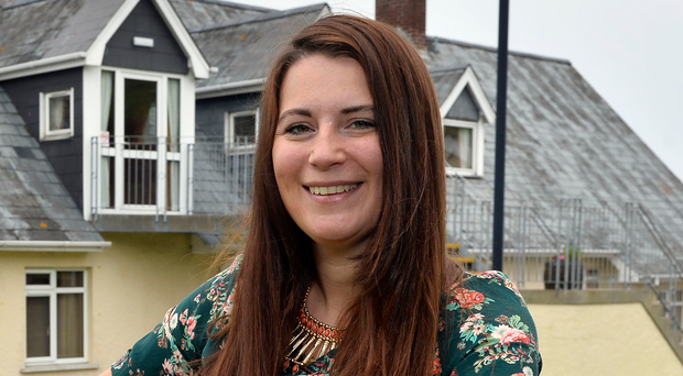 Julie Campbell, owner of Ballygally Holiday Apartments