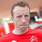 Big lift: Kris Meeke says Ogier would strengthen Citroen