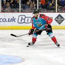Belfast Giants' Matt Towe impressed despite the heavy defeat in Coventry.