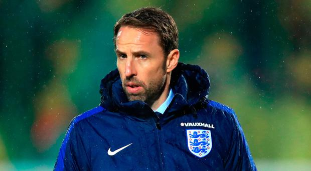Taking positives: Gareth Southgate happy with debuts