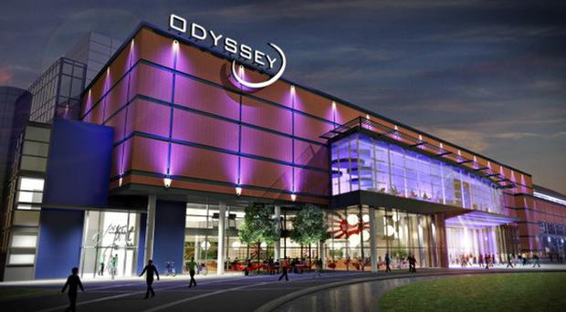 The Odyssey Pavilion is to undergo a £10m refurbishment.
