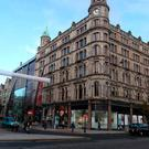 The landmark Robinson & Cleaver building in Belfast city centre