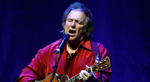 Pictured: Don McLean