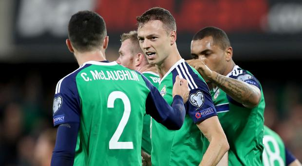 Northern Ireland will take part in League B of the UEFA Nations League between September and November 2018.