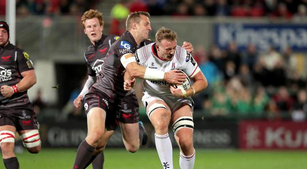 Ulster come from behind to beat Wasps in European Champions Cup opener