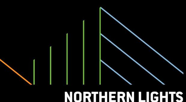 Part of the branding of the new Northern Lights bar