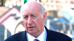 Politicians have urged Assembly Speaker Robin Newton to stand down