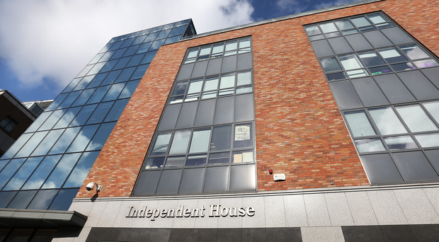 Independent House, INM's headquarters in Dublin