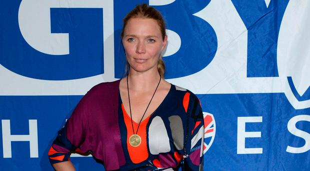Jodie Kidd is raising awareness of the need to talk about cancer after her sister-in-law Sandy died of the disease earlier this year