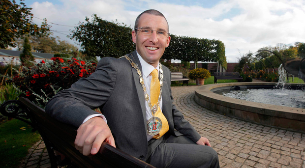 Alliance North Down councillor Andrew Muir