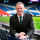 Highly rated: Northern Ireland manager Michael O'Neill