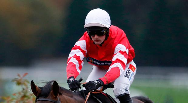 In the running: Coneygree is set for the Down Royal Festival