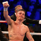 Fired up: Ryan Burnett insists he is ready for the challenge of Zhanat Zhakiyanov