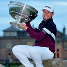 Two in a row: Tyrrell Hatton
