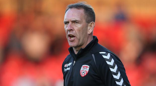 Derry City boss Kenny Shiels was disappointed with the original decision to postpone the fixture for 24 hours