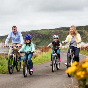 Where should you stay for a family break this half term?