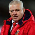 Stunned: Warren Gatland's methods were questioned by Sean O'Brien