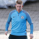 Key man: Kevin de Bruyne has been in sparkling form