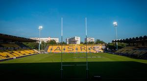 La Rochelle's Stade Marcel-Deflandre will host its first ever Champions Cup clash when Ulster visit this weekendUlster