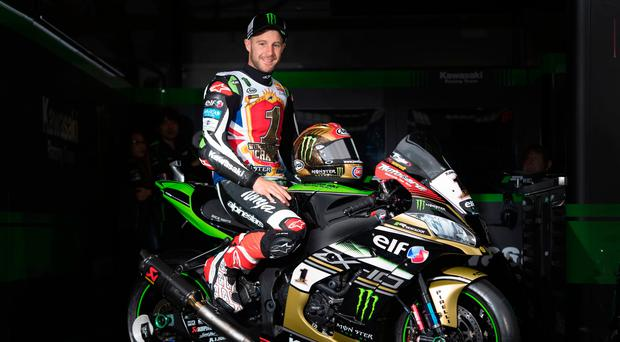 WSBK: Rea in charge in Jerez warm-up