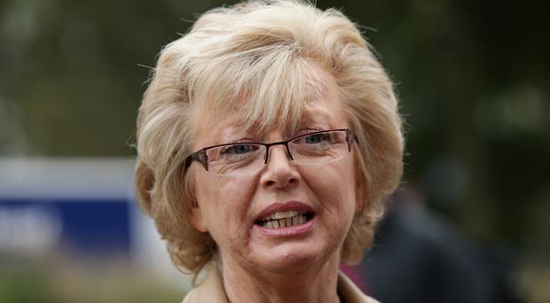 Julie Hambleton lost her sister Maxine in the Birmingham pub bombings (Yui Mok/PA)
