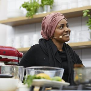 Pictured: Nadiya Hussain