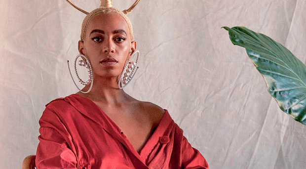 Braiding is an 'act of beauty', according to Solange Knowles