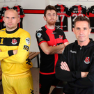 TV stars: Crues keeper Sean O'Neill, Howard Beverland, boss Stephen Baxter and Matthew Snoddy feature in documentary