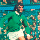 Green giant... but George made only 37 appearances for his country