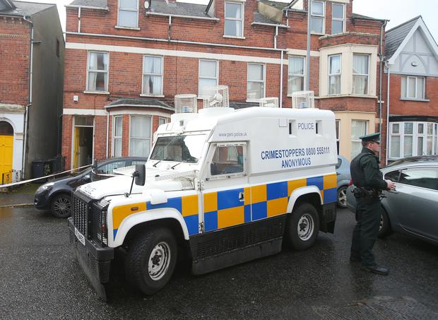 Body of woman is found in Finaghy