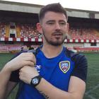 Coleraine striker Joe McCready bagged his first league goal for the club on Saturday - and a valuable one it turned out to be.