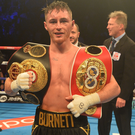 Talent: Ryan Burnett has had just 18 professional bouts
